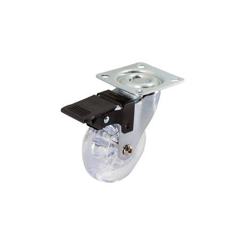23551_rodizio-de-silicone-75-mm-50-50-transparente-com-trava-hardt