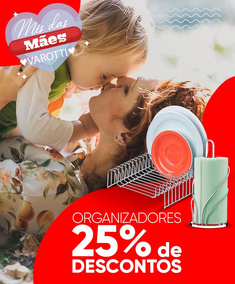 Mês das Mães Organizadores